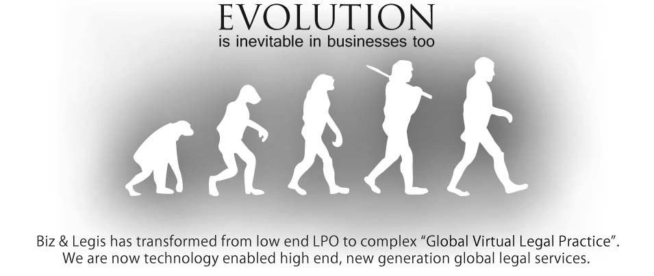 Legal Evolution