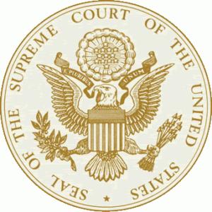 US Supreme Court seal